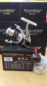 (NEW) BOSSNA PREDATOR XT 2000 ~ 5500H Fishing Reel