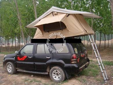Canopy roof top tent