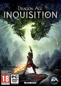Dragon Age Equisition