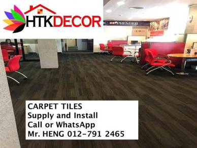 Carpet Tile - with install 77DF