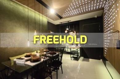 [0% D/P + Cash Back] [Freehold] KL, M Centura Residences [FREE MOT]