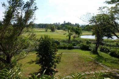 Detached Lot in Kuching, Kasuma Resort