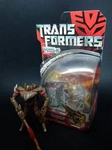 Transformers TFTM Deluxe Protoform Starscream