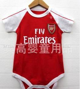 Arsenal kid cloth below 1 year old