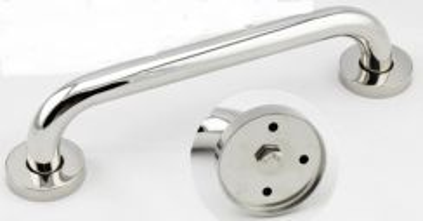 Shower and bathroom safety grab bar 60cm