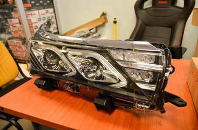 Toyota altis headlamp BODYKIT PROJECTOR