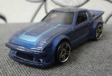 Hotwheels Car Mazda RX-7 Limited