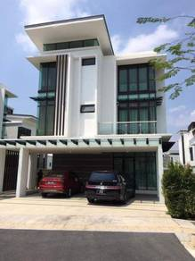 3 STOREY BUNGALOW with POOL PRECINT 8, PUTRAJAYA