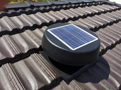 VFC22B Solar Powered Roof Exhaust Fan (Germany)