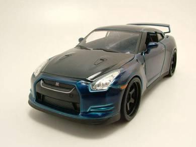 1/24 Brian's Nissan GT-R (R35) - FAST & FURIOUS