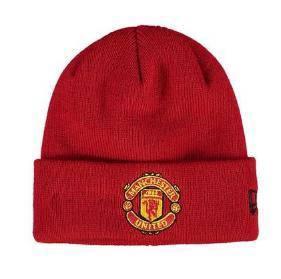 Football club - man utd cap (red) alex ferguson