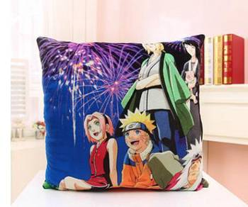 Fancyqube Hot Custom Japanese anime naruto Pillow