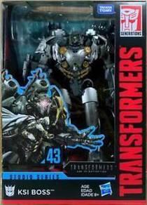 Transformers Studio Series 43 KSI Boss