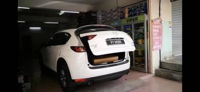 Mazda cx5 cx-5 cx 5 2018 auto remote power boot