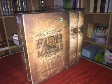 Terjemahan Kitab Fiqh 4 Mazhab