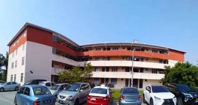 Apartment Medium Cost Bandar Sg Emas Banting Selangor near KLIA