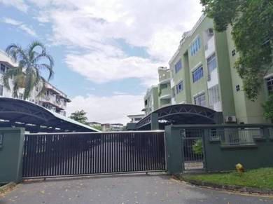 West Moore Apartment - behind Central Park CIMB Bank