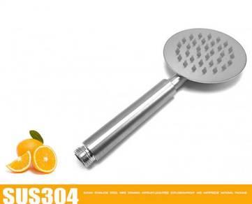 "[HB264] 304 S/S Toilet 6"" Round Handheld Shower"