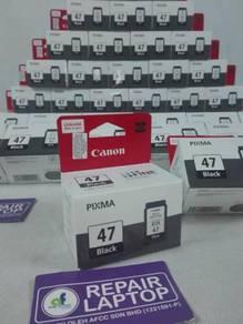 Original Ink Cartridge Canon PG-47