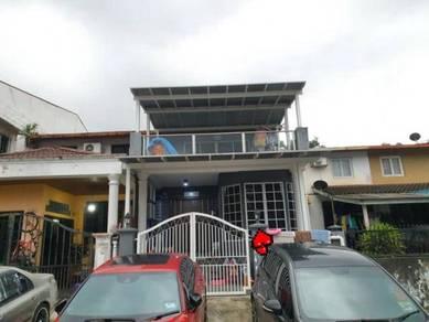 FULLY RENOVATED | Terrace House Jalan F, Taman Melawati Kuala Lumpur