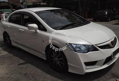 Honda civic fd type r front bumper ori pp
