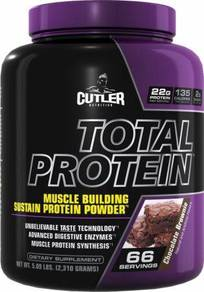 Cutler Nutrition Total Protein 4.75lbs