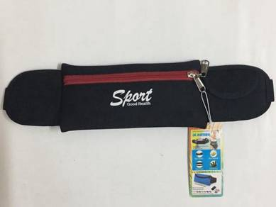 Sport Gym Jogging Beg Cycling Waist Belt Pouch Bag