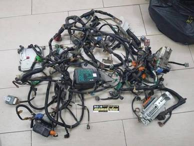 Honda Civic SO4 EJ EK99 Wiring ECU VTEC