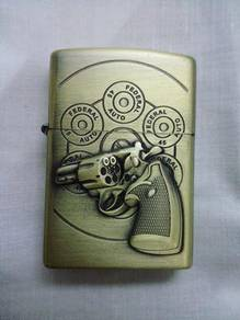 Gun & Bullet lighter