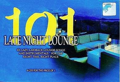 IMPORTED CD 101 Late Night Lounge (6CDs)