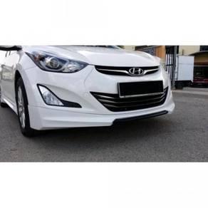 Hyundai elantra bodykit w spoiler n paint body kit