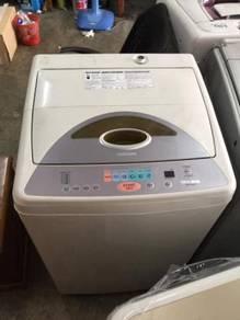 Toshiba 7.5KG washing machine automatic top load