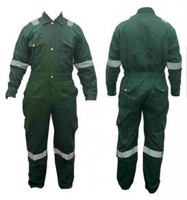 Fire Retardant Coverall with Reflective