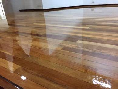 Wooden floor Polishing Marble Polish Painting