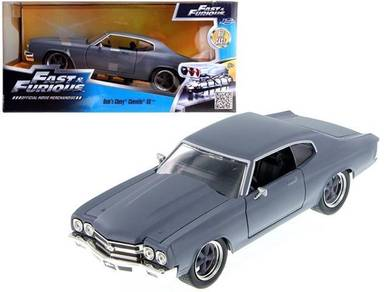 1/24 Dom's 1970 Chevy Chevelle SS - Fast & Furious