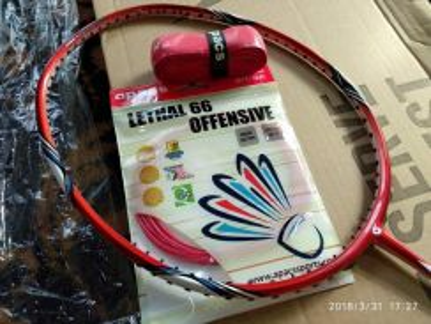 Racket badminton apacs TERRIFIC 218 new