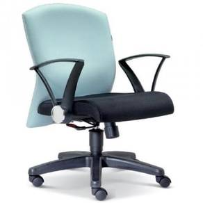 Simple Manager Lowback Chair OFME2593H KL cheras