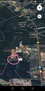 2 Pcs Industrial Land Parit Sri Wangi Batu Pahat
