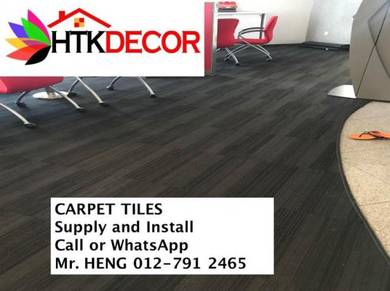 Best Value Carpet Tile - with install 91BD