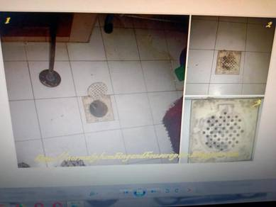 Shah Alam/KLANG Tukang Paip Plumber tersumbat