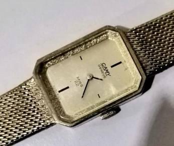 Jam Swiss Camy old school watch