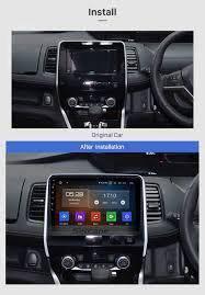 Nissan serena c27 17-19 oem android car player