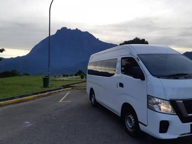 Bas Rental lawatan Tour cuti kundasang