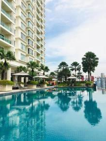Apartment Bangsar South near LRT, Schools, University, Hospital, Mall
