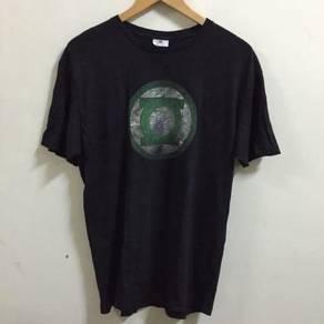 DC Comics The Green Lantern Logo Shirt Size L