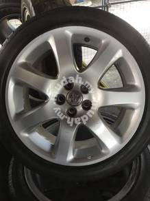 215 45 17 import tyre and rim