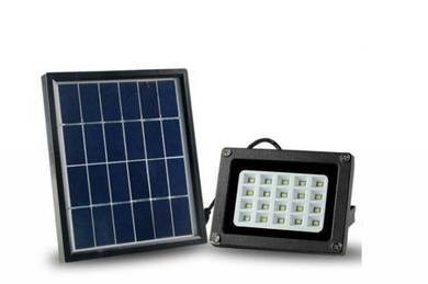 Solar power 20leds outdoor street light waterproof