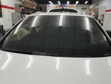 Tint 3M auto film crystalline windows tinted car