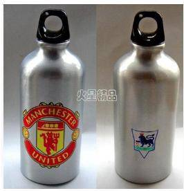 Football club - man utd bottle