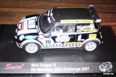 Oli Mortimer Mini Challenge 2007